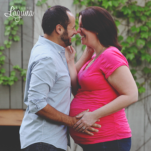 Studio Laguna Photography pregnancy sessions