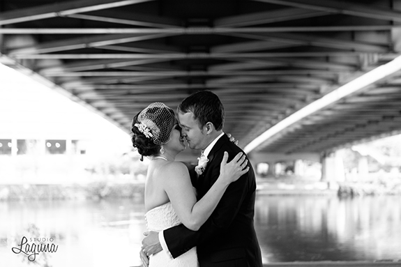 A downtown Minneapolis wedding