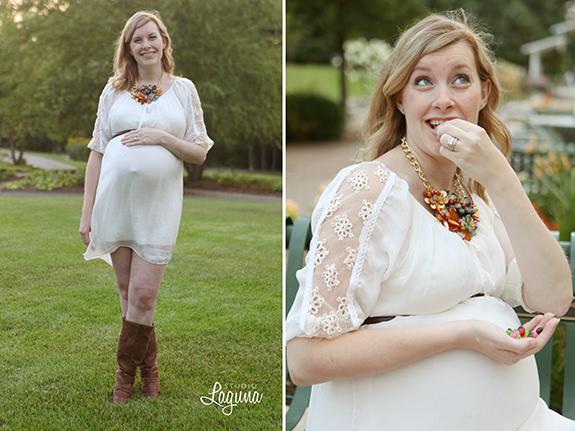 Studio Laguna Photography pregnancy sessions