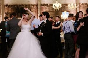 Christine & Juan's Aria Wedding